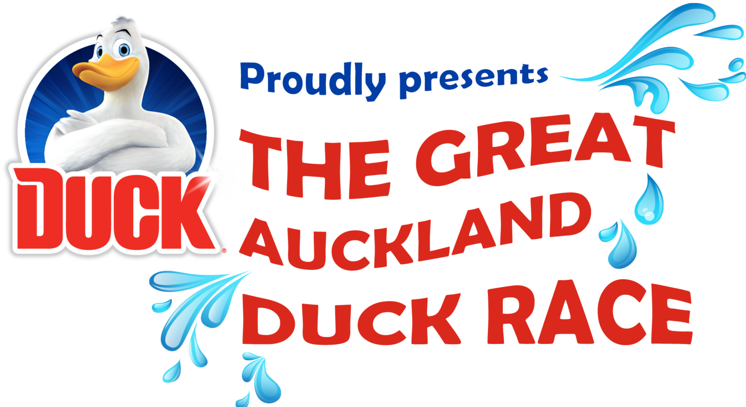 The Great Auckland Duck Race