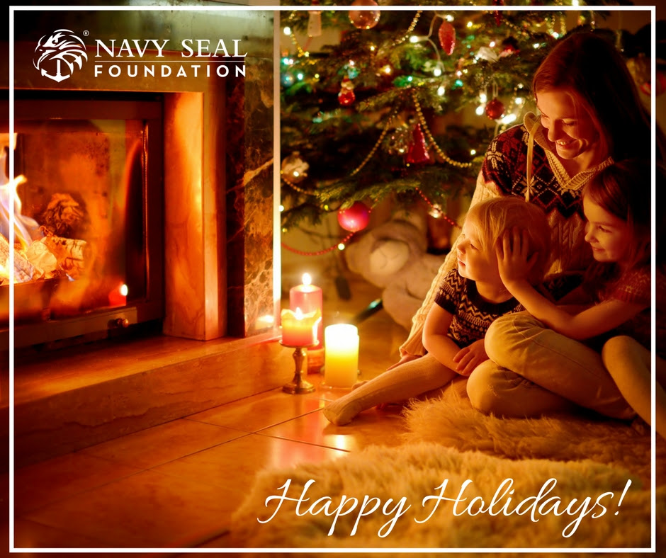 As you gather to spend precious time with your loved ones this holiday season, take a moment to reflect on those who sacrifice so much for this freedom. As always, but especially during the holidays, I want to thank you for your loyal support of the Naval Special Warfare Community and their families. By embodying the spirit of giving throughout the year, you help honor our warriors and support their families straight through the holiday season. Their sacrifices are felt and admired more than ever—by their loved ones and by those who are able to celebrate safely because of them. On behalf of our warriors and the Navy SEAL Foundation, I sincerely wish you and yours a safe and special holiday. Robin King Chief Executive Officer