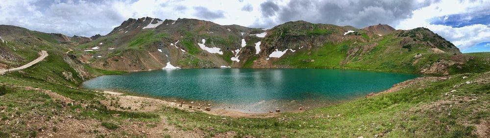 Lake Como, Colorado