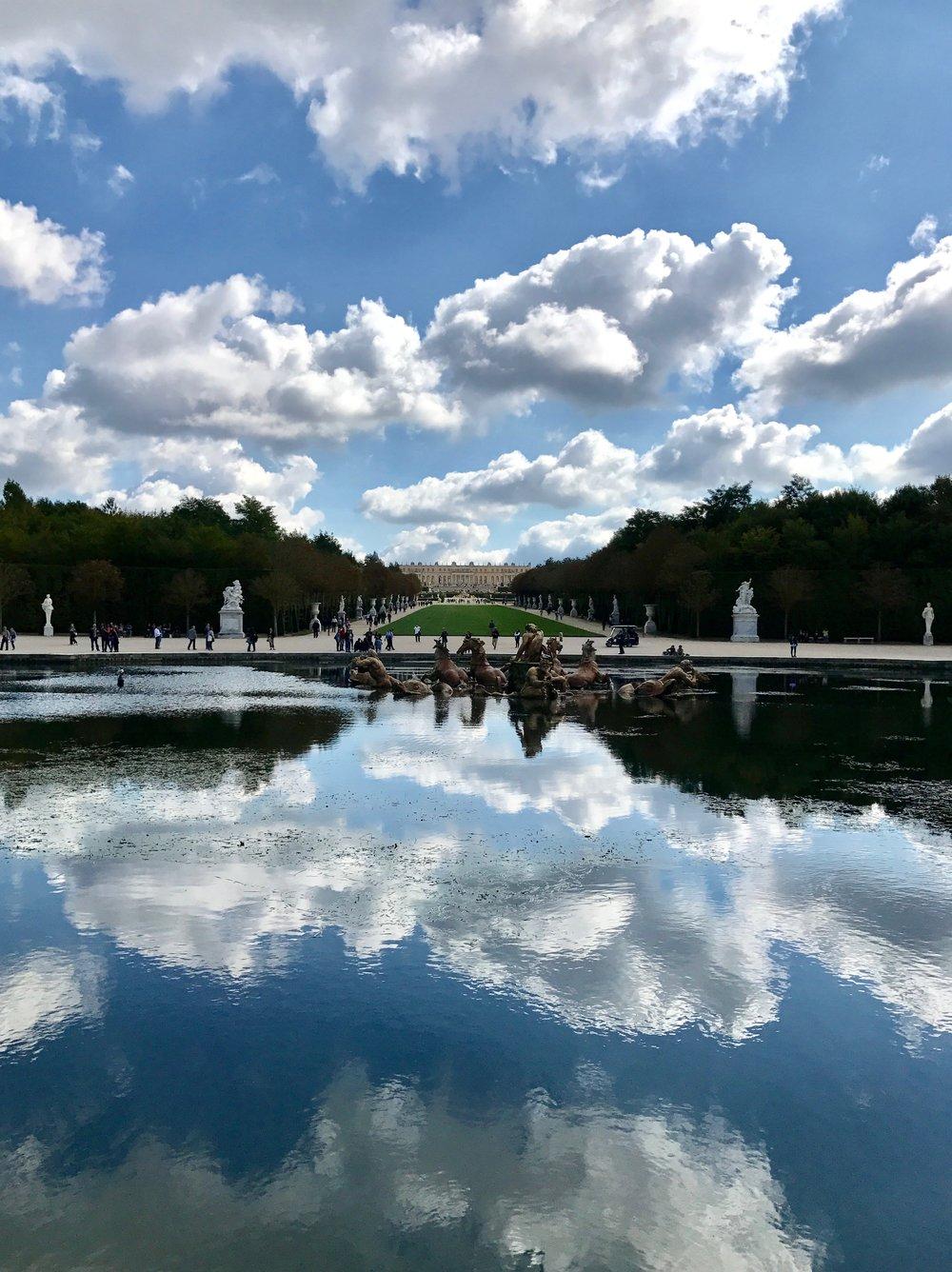 Apollo Fountain - Palace of Versailles