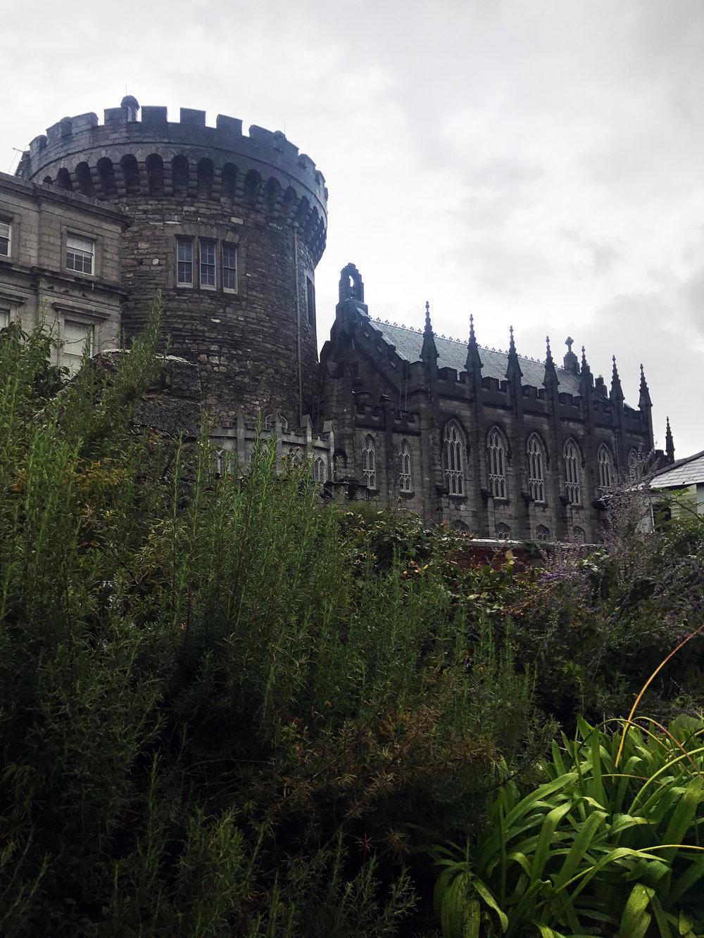 Dublin Castle-Dublin, Ireland.