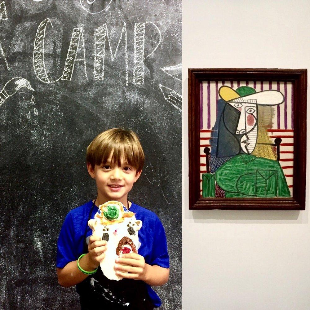 Pablo Picasso -Tate Modern Museum