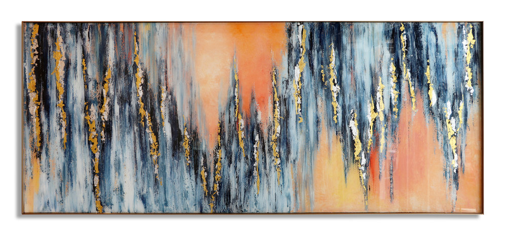 BEYOND THE MOUNTAIN - PRIVATE COLLECTION
