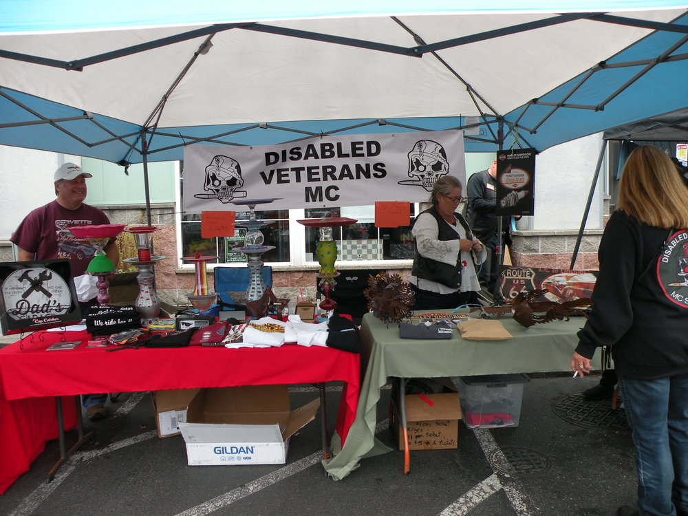Disabled Veterans Motorcycle Club