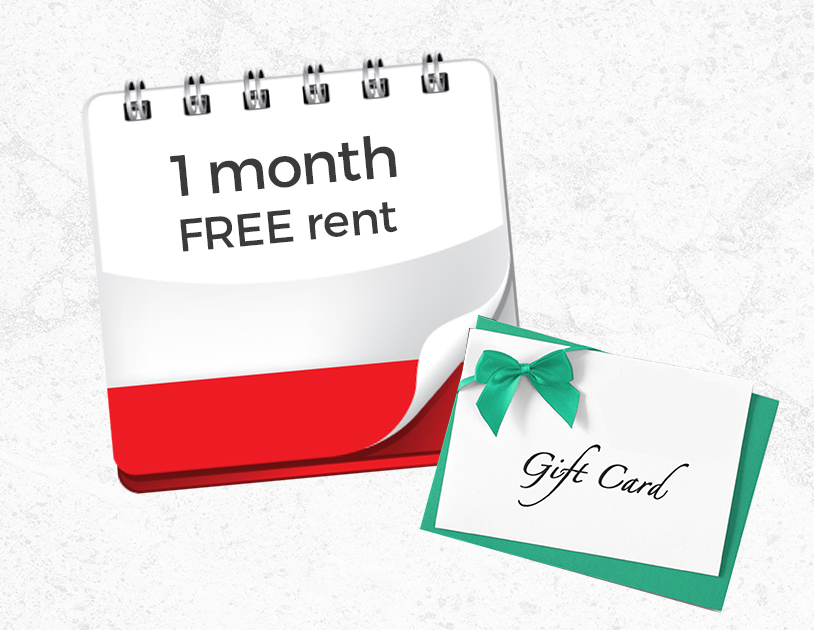 Signing Bonus - Our Phase 3 stylists (our final phase!) will receive a $500 CosmoProf or Salon Centric gift card and 1 month of free rent.