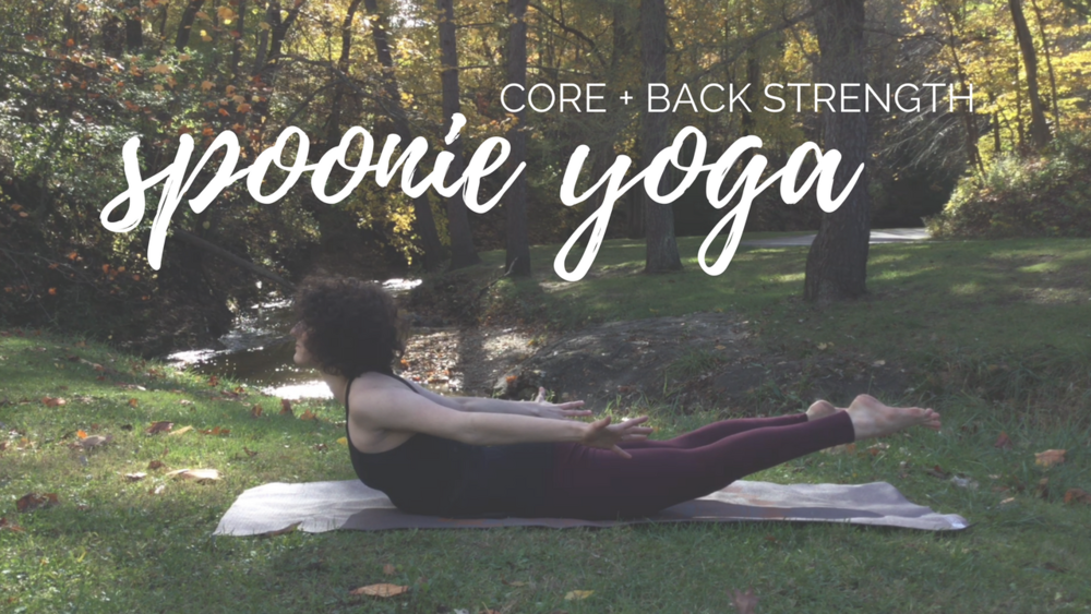 This video uses gentle yoga poses to strengthen the muscles of the core and back. This benefits us in so many ways! Not only does it help with posture, but it can also help resolve certain kinds of pain. Muscle conditioning like this can also improve digestion. It can also benefit people living with chronic illnesses that cause Orthostatic Intolerance. Pretty much everybody can benefit from core strengthening!