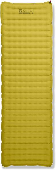 Nema Tensor Insulated Pad     For those campers who get cold easily, I absolutely love this sleeping pad. It has an inner layer that helps reflect body heat. It's also ultralight.