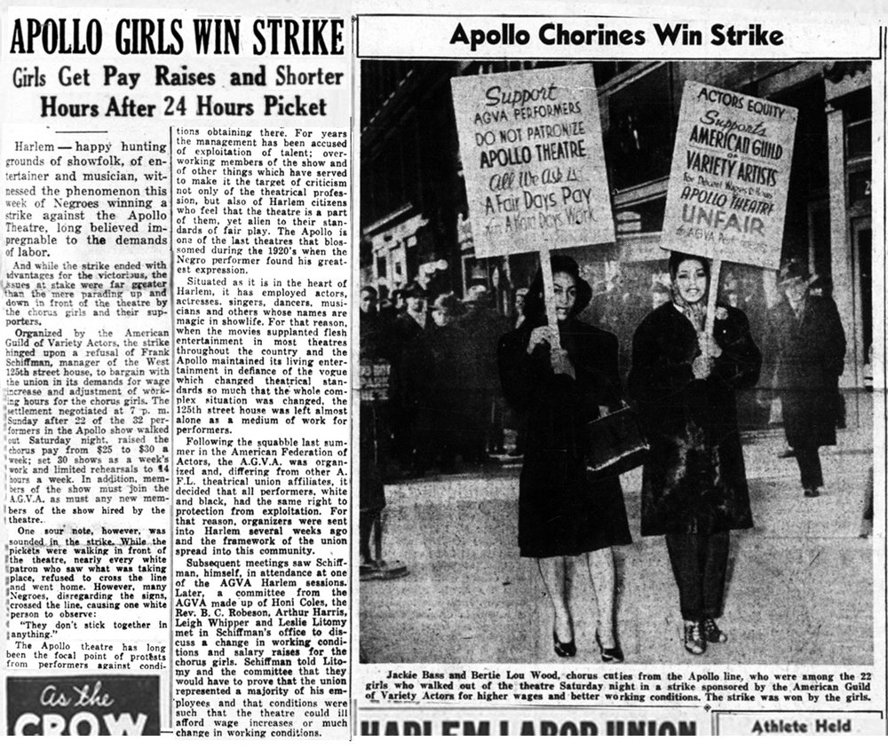 AMSTERDAM NEWS, front page, March 2, 1940. Click images for larger view.