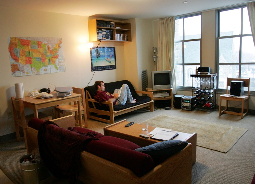 Down and Out Of The Dorm: What's Your Off Campus Housing Horror Story? -