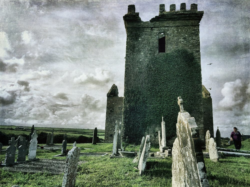Ruined Church of the Knights Templar, Ireland