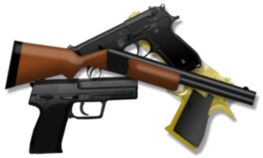 Guns -