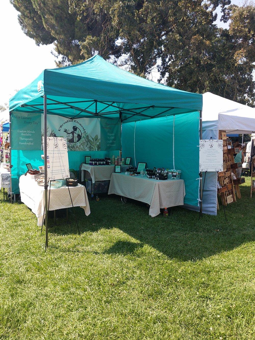 August 2017 StockMarket, Caldwell Park, Stockton, CA