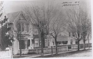 8-Old-Houses-on-the-west-side-of-Main-Street,-Markham-Village.-M.1988.14.jpg