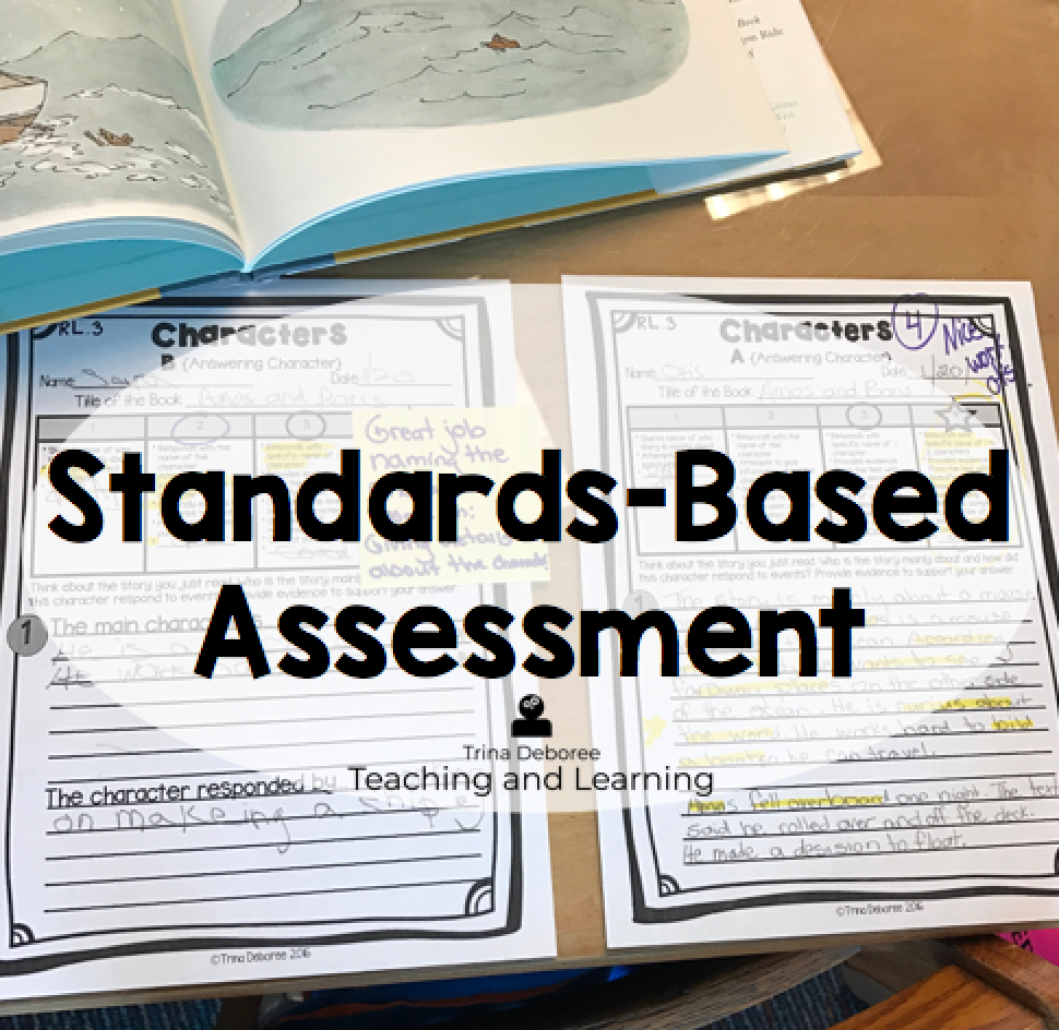 Standards-Based Assessment for All Reading Standards