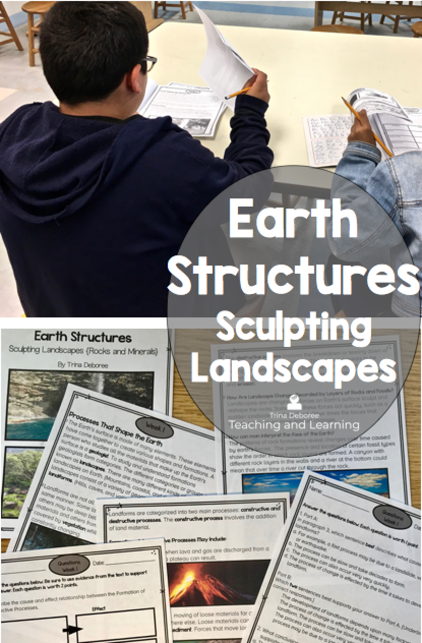Earth Structures: Sculpting Landscapes