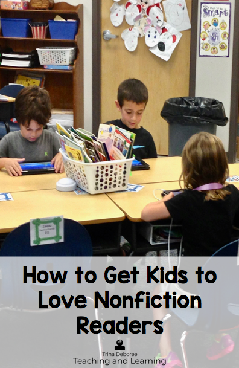 How to Get Kids to Love Nonfiction