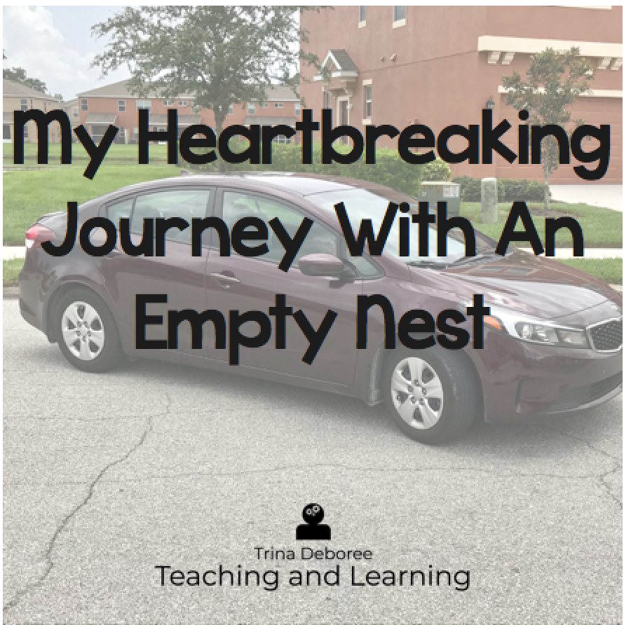 My Heartbreaking Journey With An Empty Nest