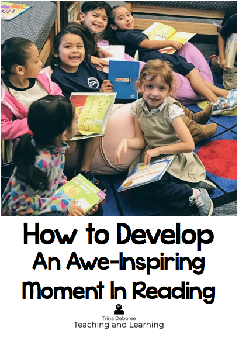 How To Develop An Awe-Inspiring Moment for Readers