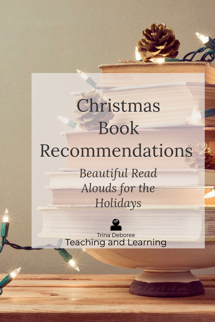 Christmas Read Alouds for the Elementary Classroom.