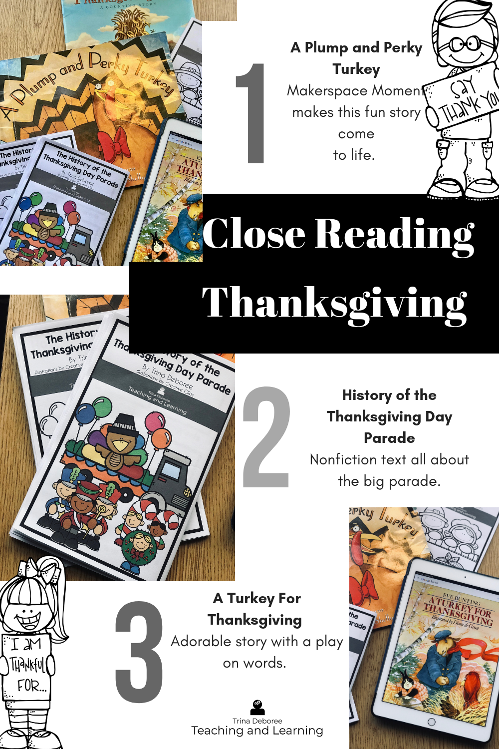 7 Excellent Thanksgiving Books Every Kid Will Love