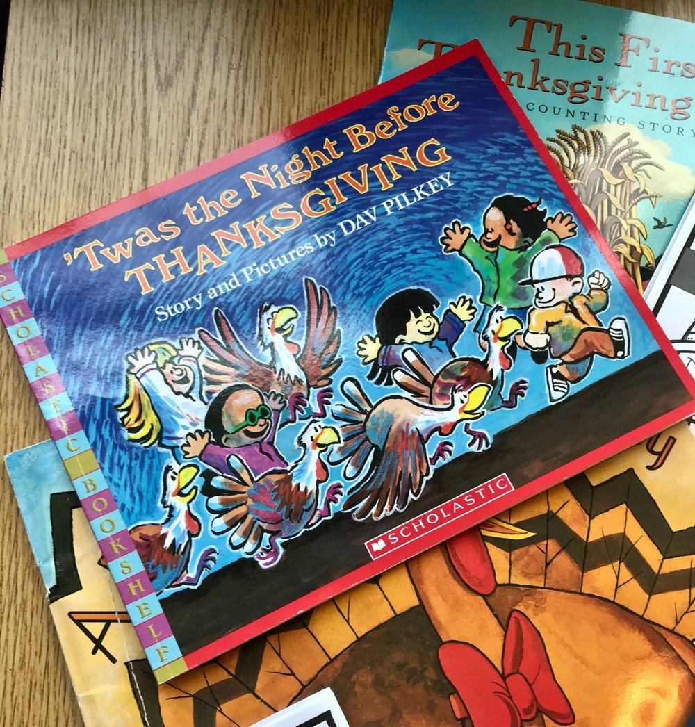 7 Excellent Thanksgiving Books Kids Will Love #thanksgivingstories