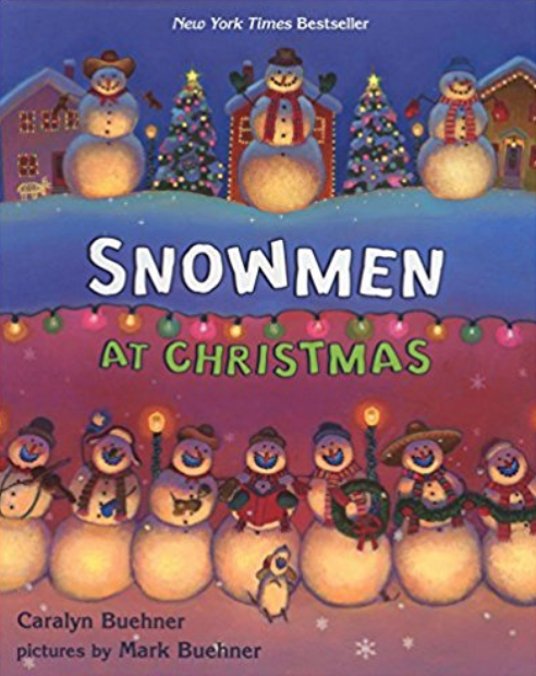 Snowmen at Christmas - Snowmen at Nightshared with us the magical, slip-sliding adventures of snowmen after dark . . . but have you ever wondered what snowmen do for Christmas?