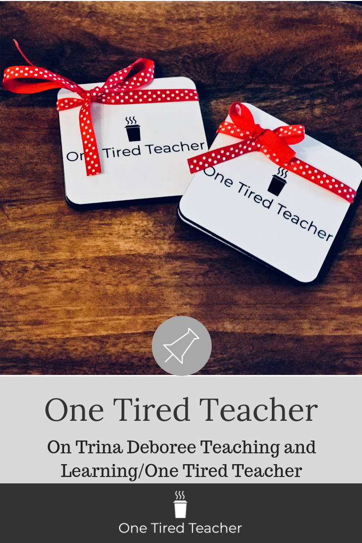 One Tired Teacher on TDTL/OneTired Teacher