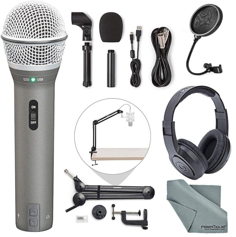 Podcasting Equipment