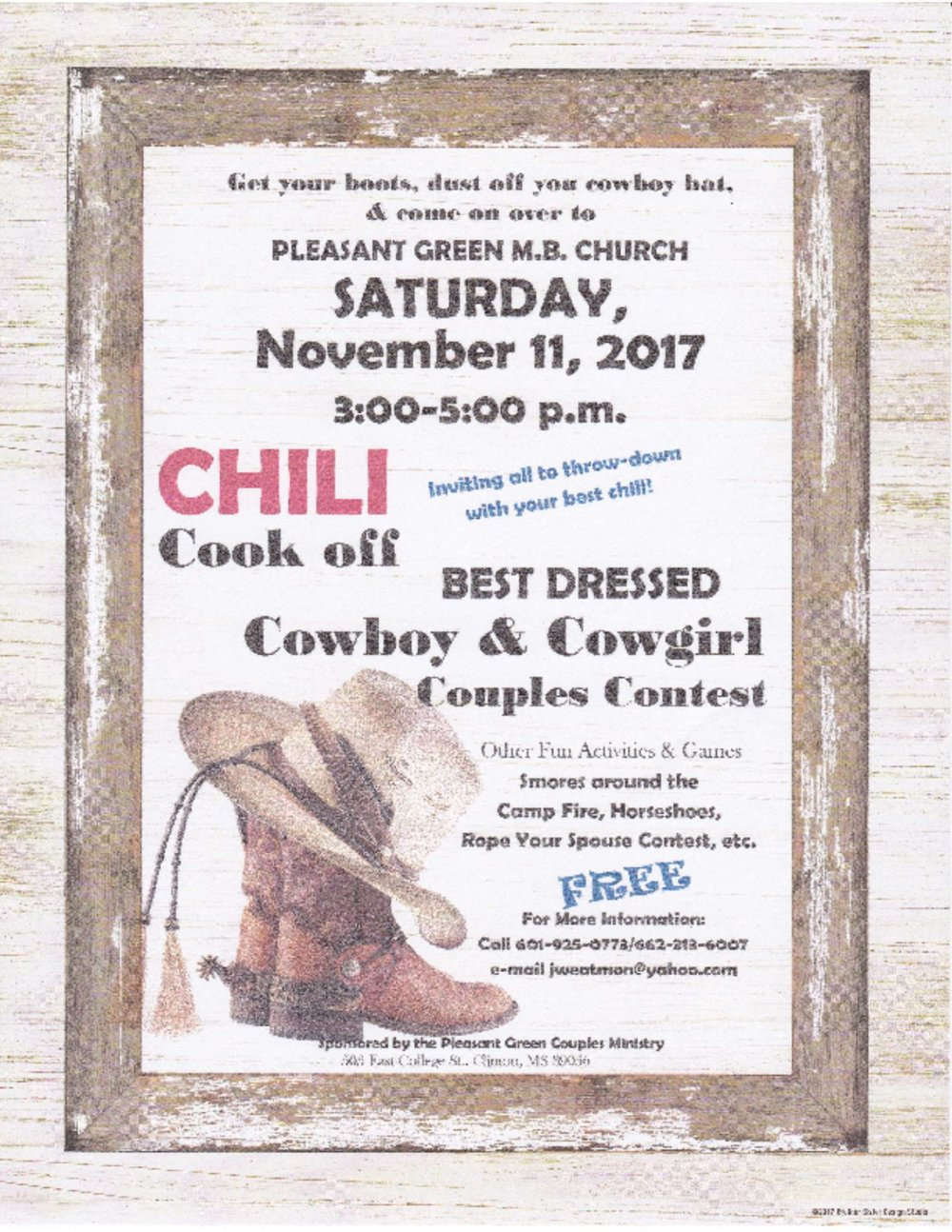 Couples Ministry Cowboy and Cowgirl Flyer 2017.jpg