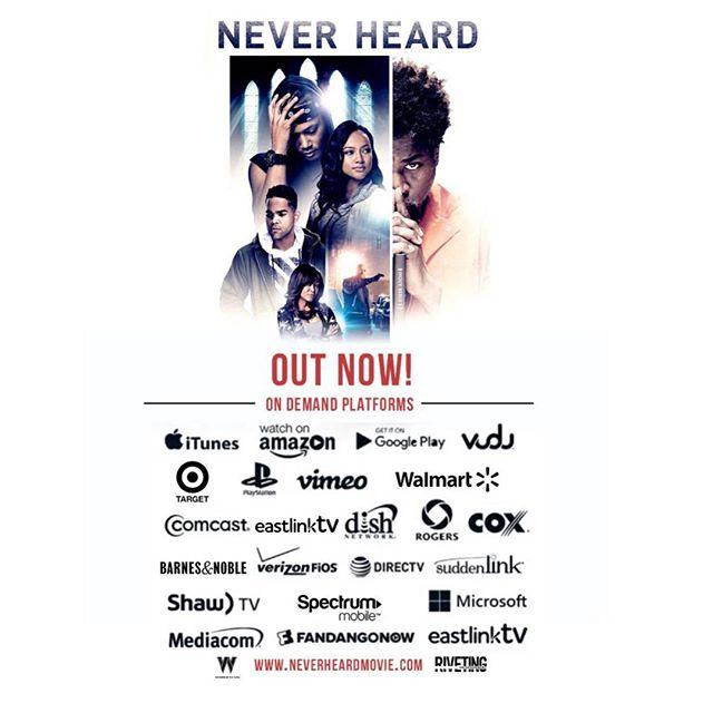 🎩BIG ANNOUNCEMENT COMING SOON!! 💯🚊 @neverheardmovie #neverheardmovie