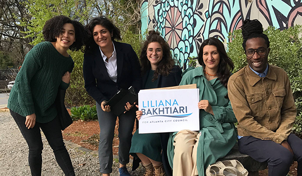 Liliana Bakhtiari For Atlanta City Council, District 5