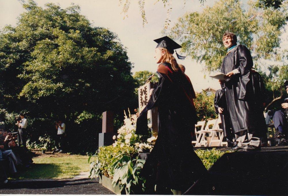 American Film Institute Screenwriting Program Graduation 1993