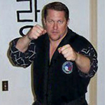 Master Patrick Schleeter, 7th degree black belt & owner of Schleeter's Academy of Martial Arts