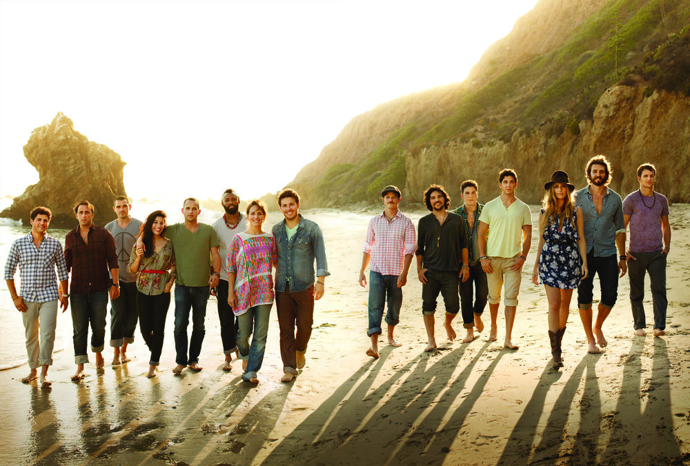 Summit  Team in Malibu, California (September 2011 Issue) / Photo Courtesy:   Vanity Fair