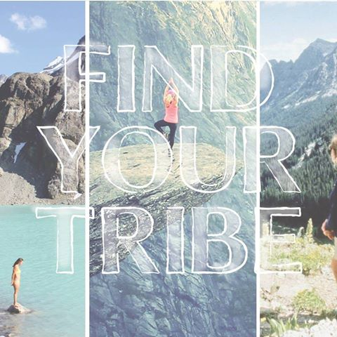 Find Your Tribe - A mission to inspire women to connect, explore and be challenged in the great outdoors.Facebook page