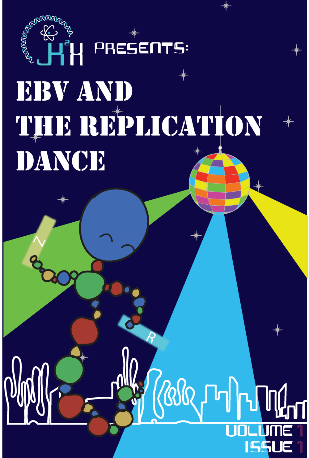 EBV and the Replication Dance