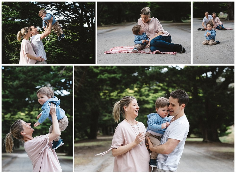 pregnancy photoshoot in highett and cheltenham