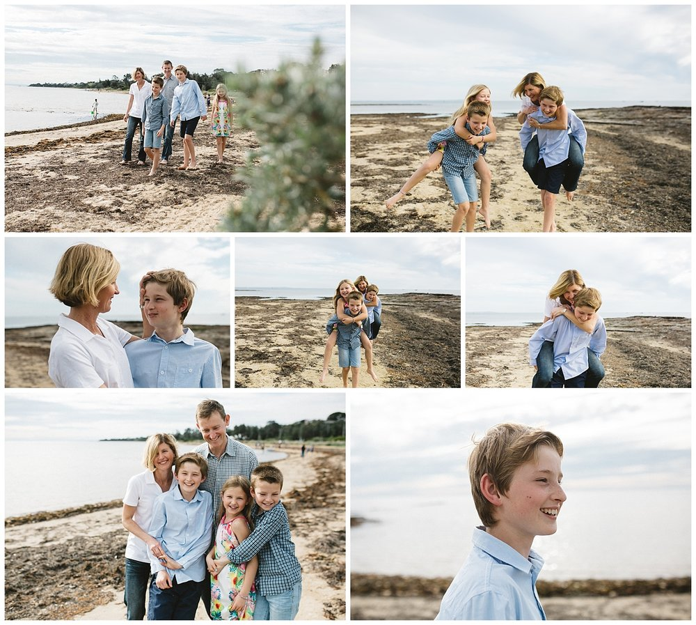 mentone beach photography session
