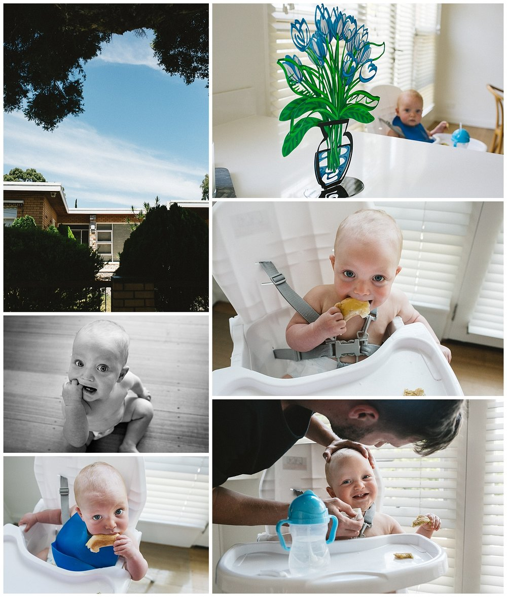 malvern east family photoshoot baby