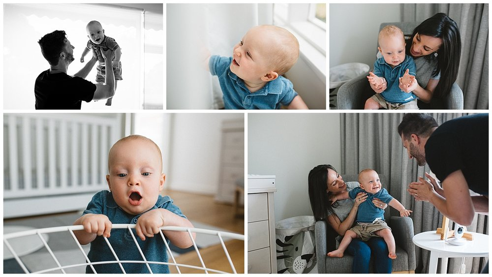 baby and family photography - Hampton cheltenham newborn photoshoot