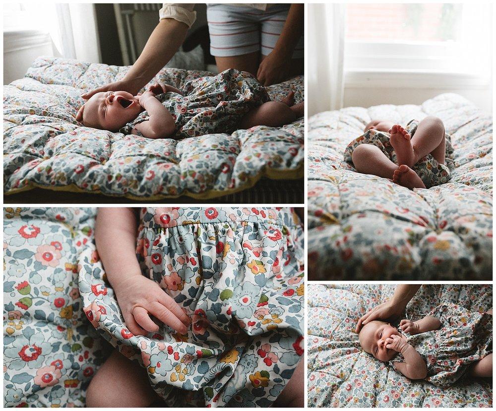 newborn baby photography details in Malvern