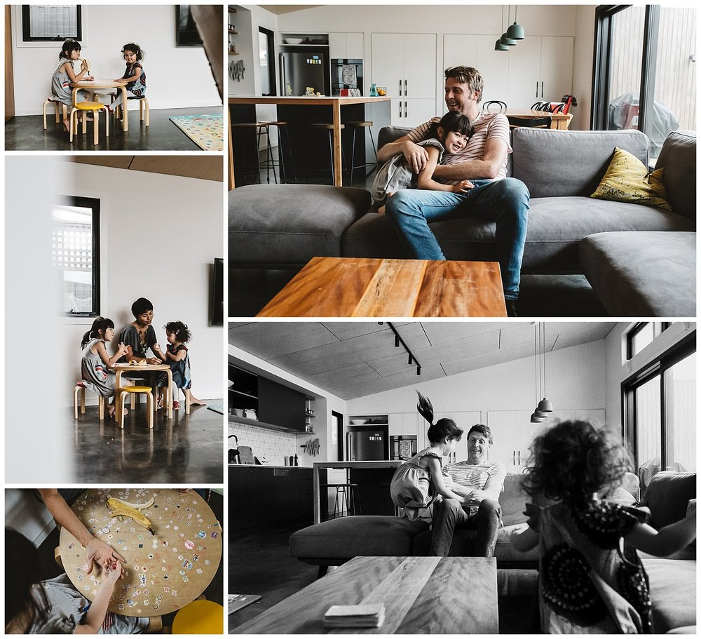 Designer family lifestyle photographer in Brighton and Prahran