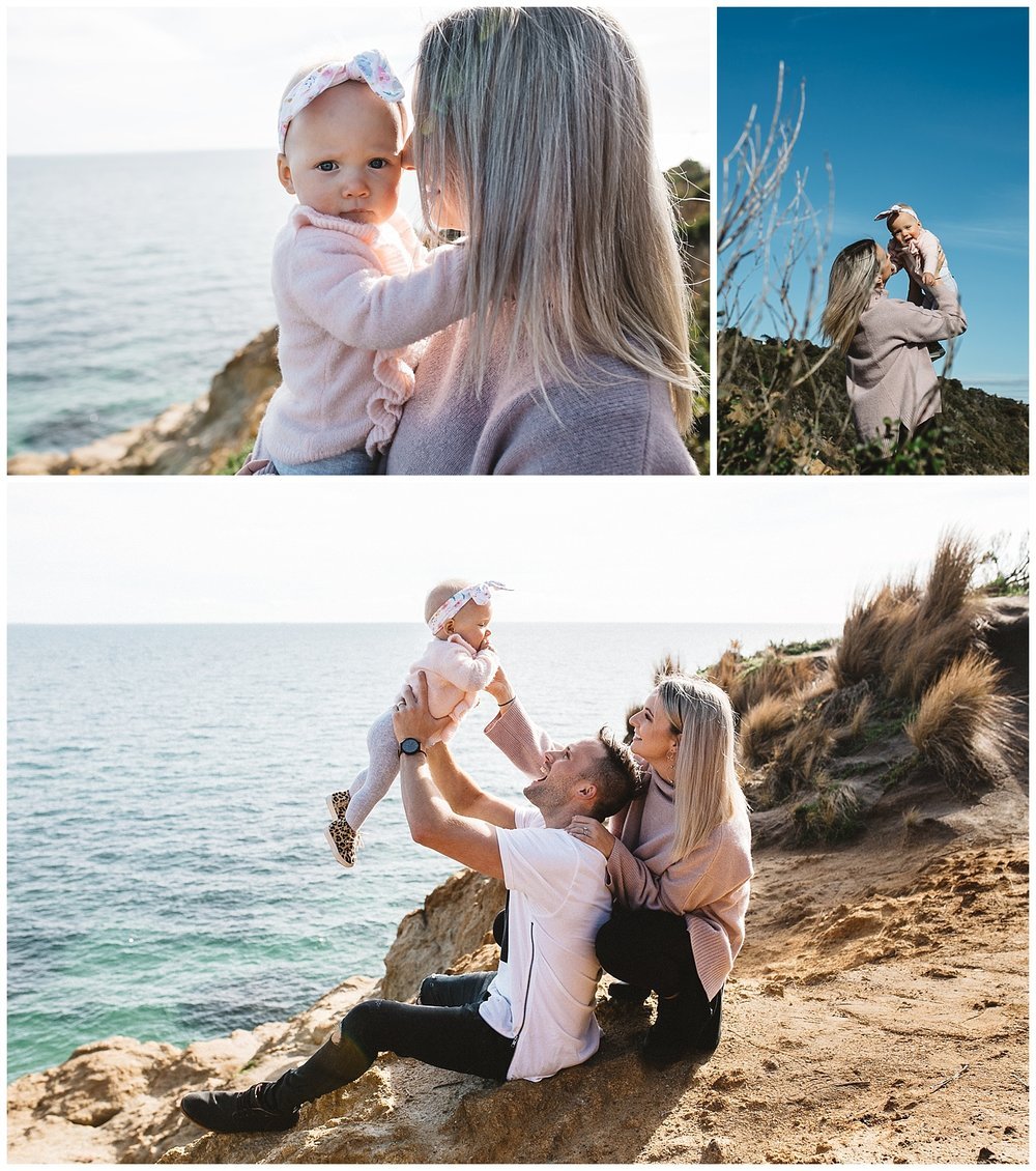 Candid lifestyle photography in dromana and mornington peninsula