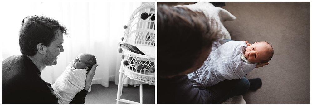 photos of newborn and babies in Bentleigh