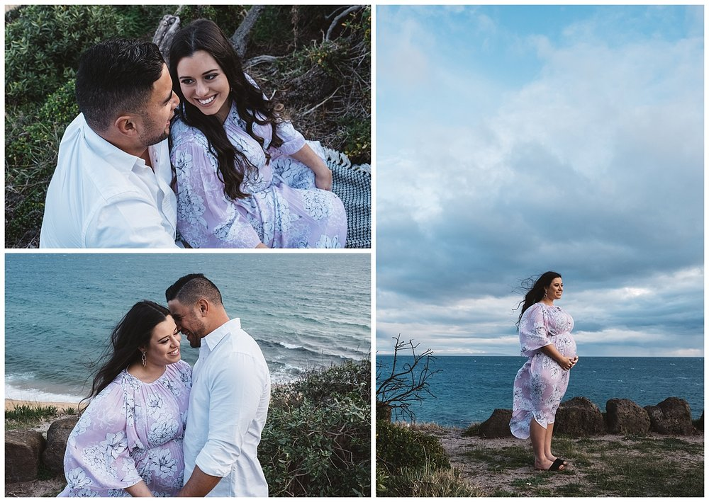 maternity photos in South melbourne and bayside are a great way to rmember these days