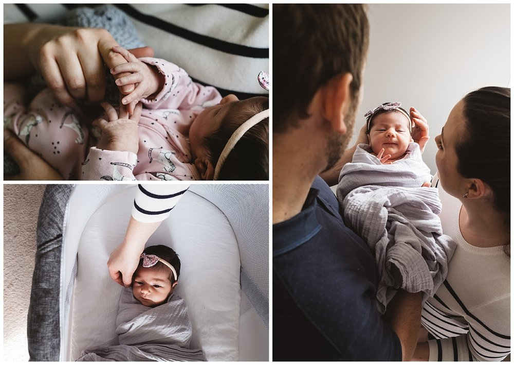 Sandringham lifestyle photography and newborn portraits, authentic emotions in photos