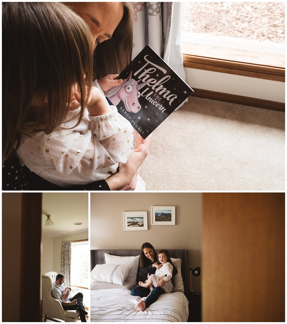 Camberwell Newborn Photographer and Surrey Hills family lifestyle Photographer