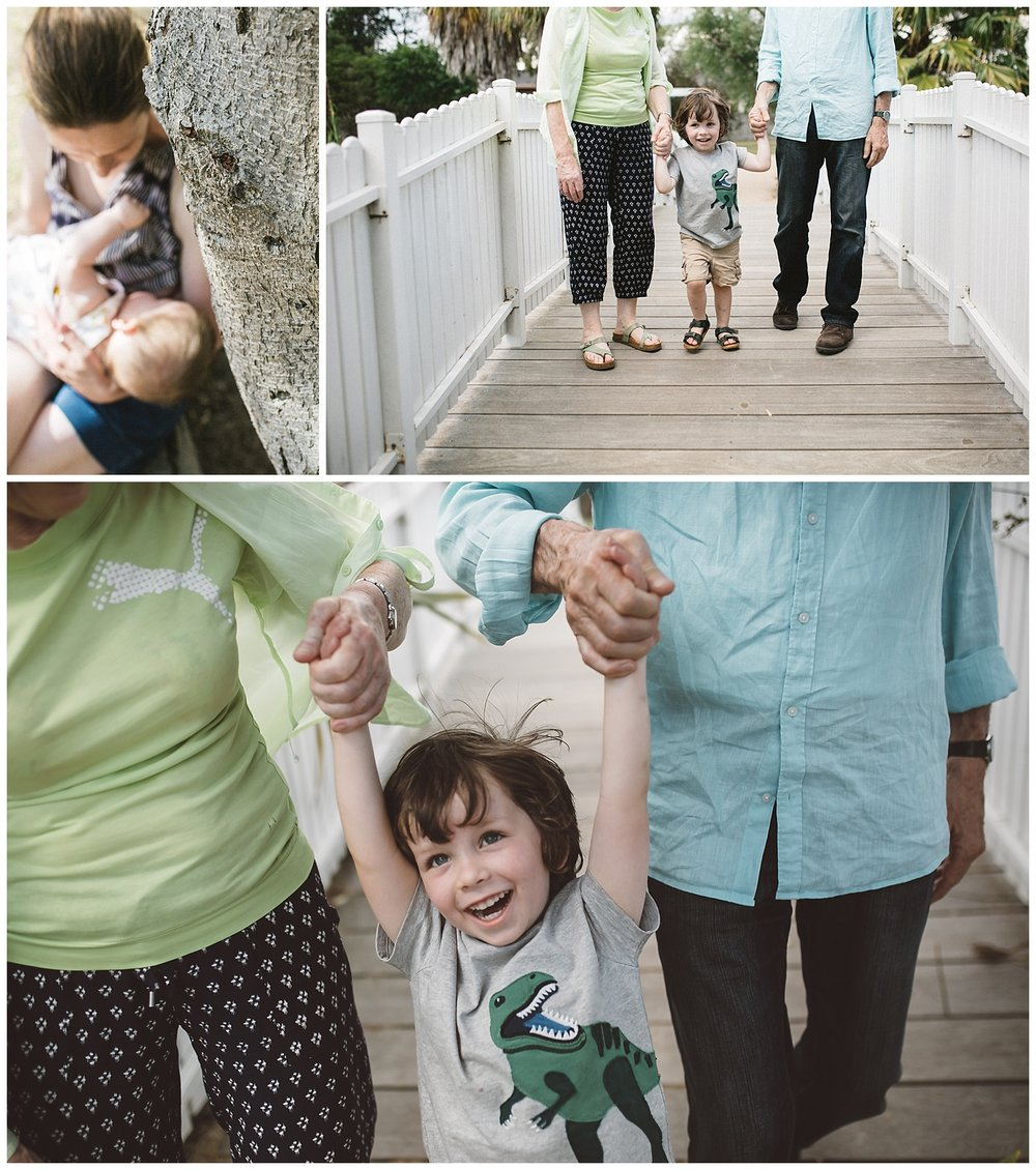 relaxed and playful family portraits in Sandringham and Hampton