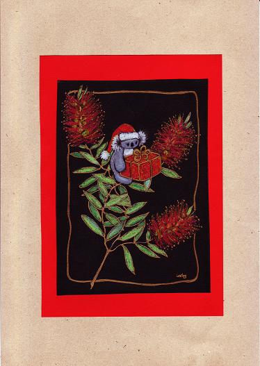 Chistmas Koala and Bottlebrush C6s.PNG