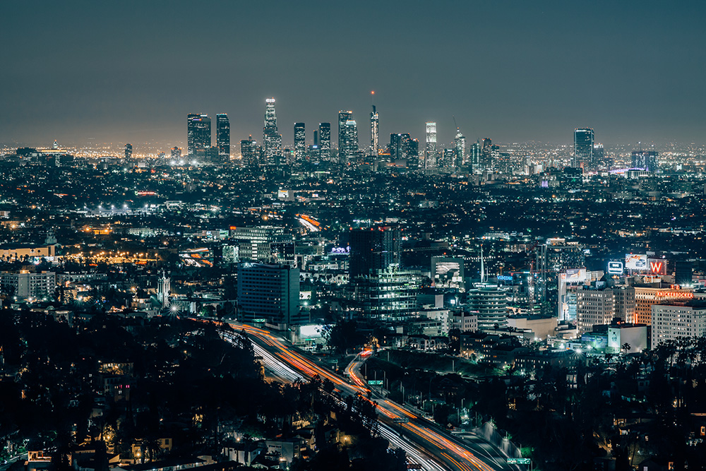 LOS ANGELES  - Stock Photography